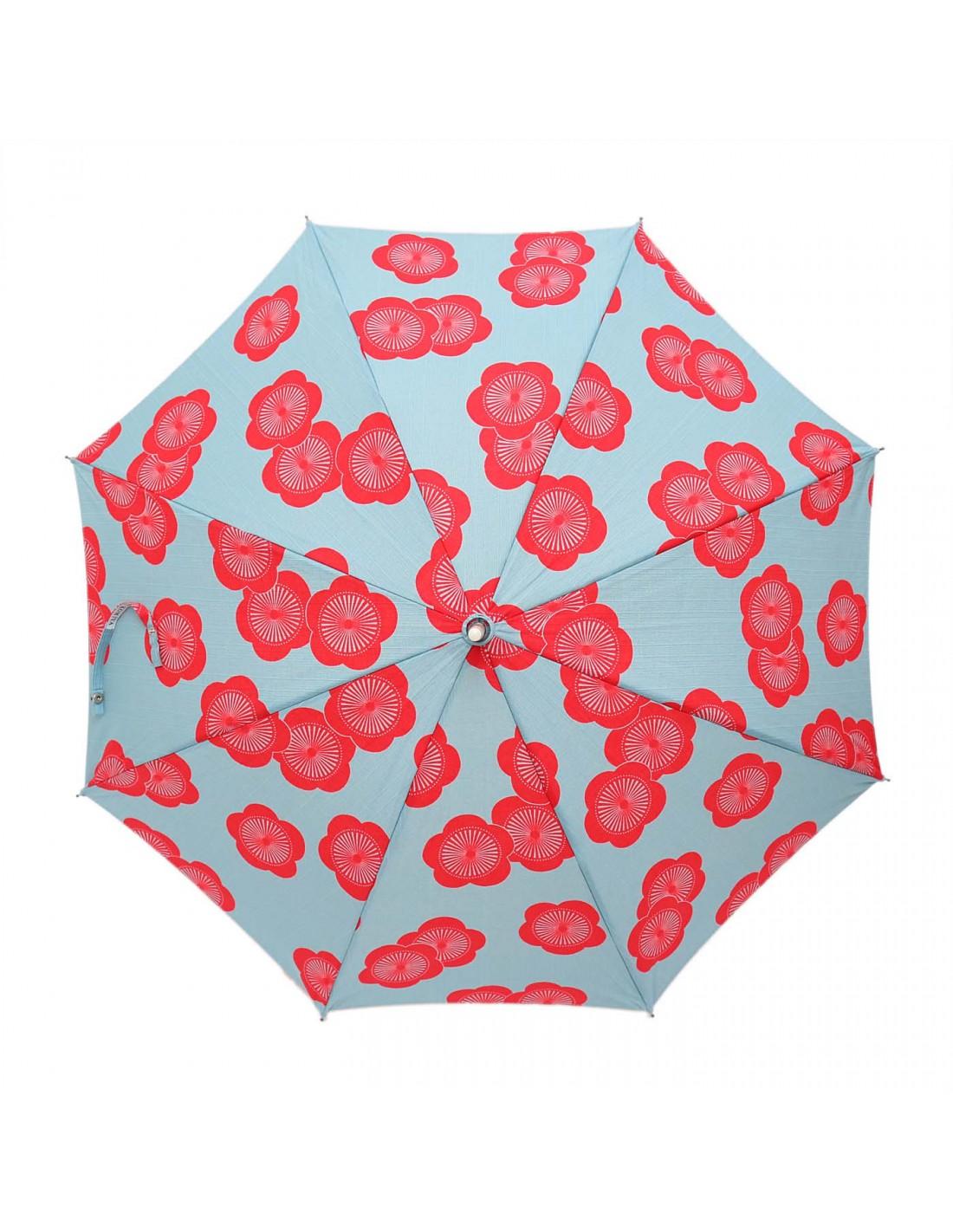 Damen Regenschirm Pflaumenblüte
