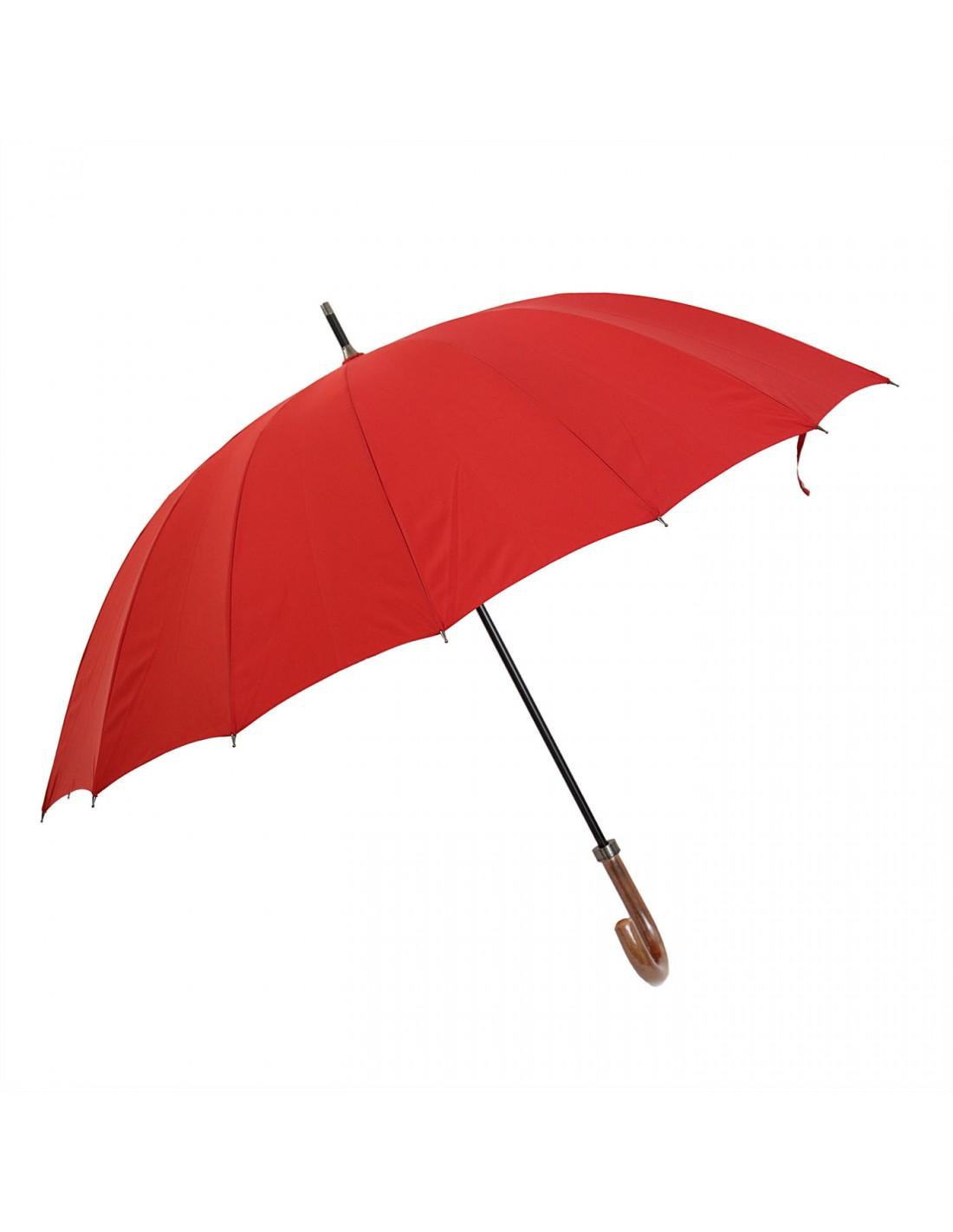 Regenschirm Water 65 Rot