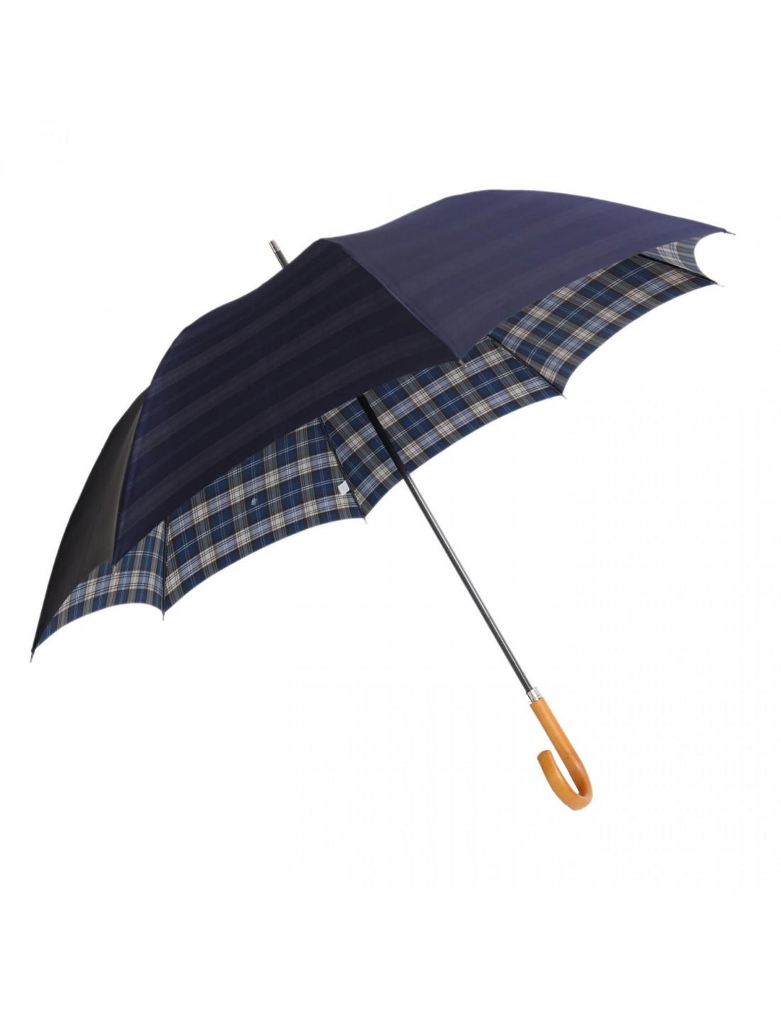 Regenschirm Karo Navy