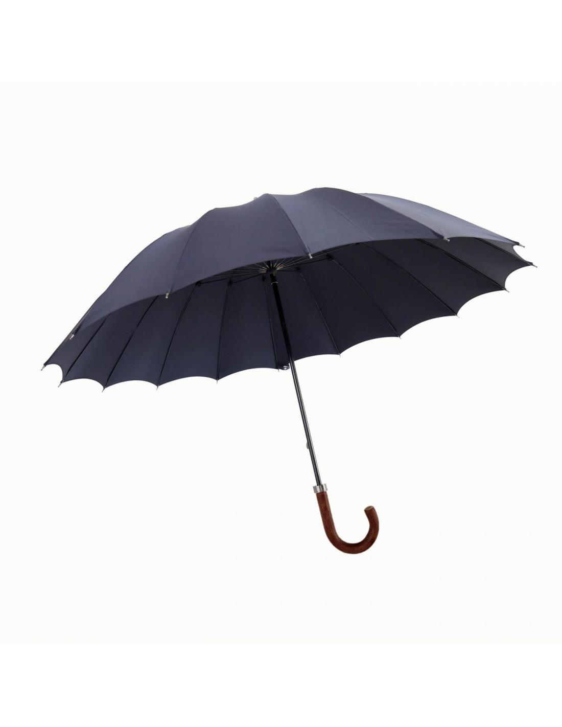 Regenschirm Water 70 Navy